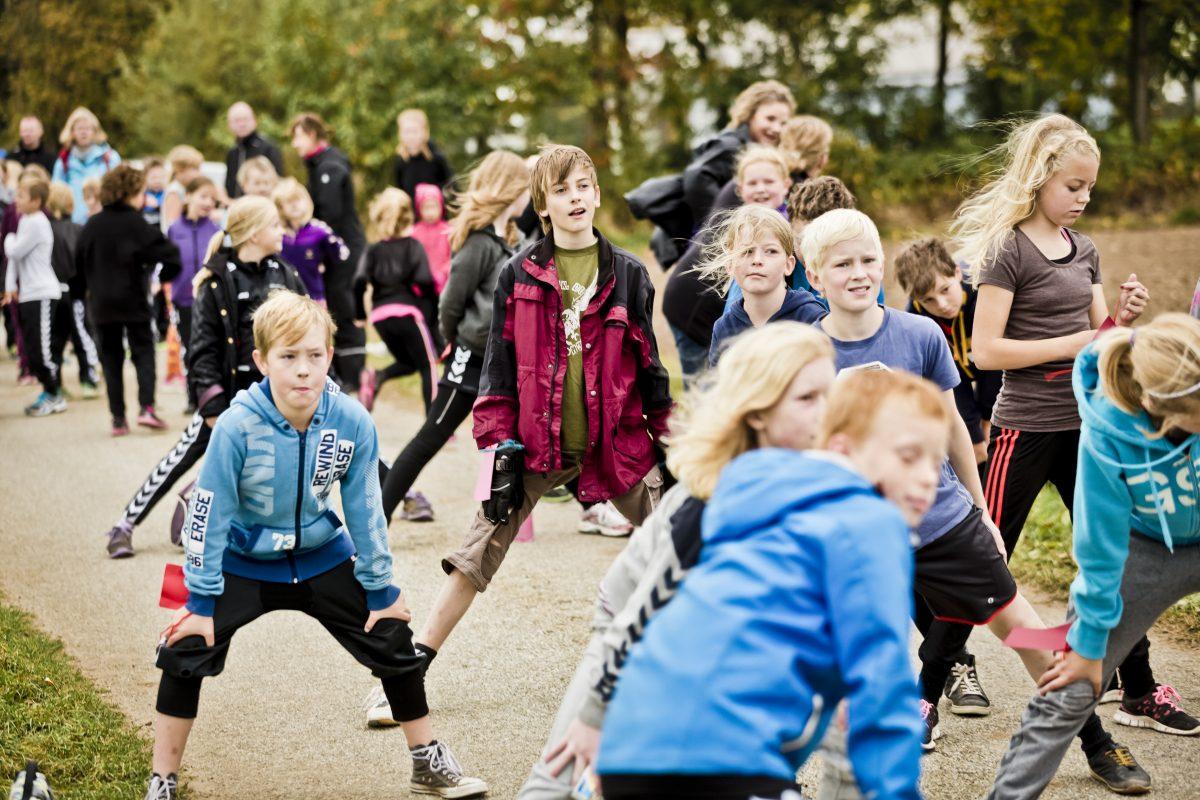 Aktivitetsdag på Vejstrup Efterskole for 3. klasser