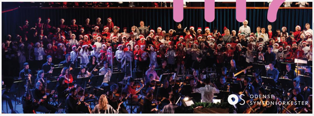 Jul på slottet – med Odense Symfoniorkester